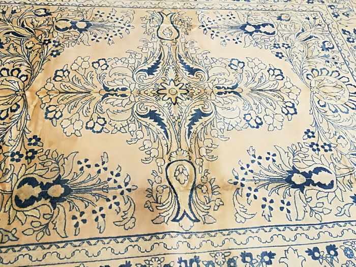 Hand-knotted Persian rug - Sarough - Iran