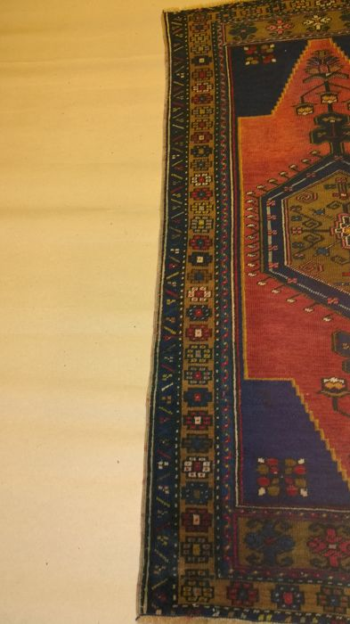 Hand-knotted Turkish rug - Kirsheir Turkey, 160 x 73