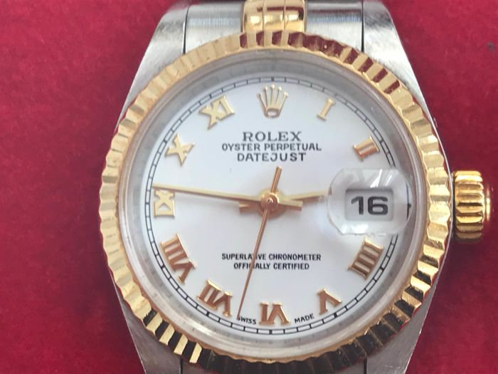 Rolex - Oyster Perpetual Datejust - 79173 - 女士 - 2000-2010