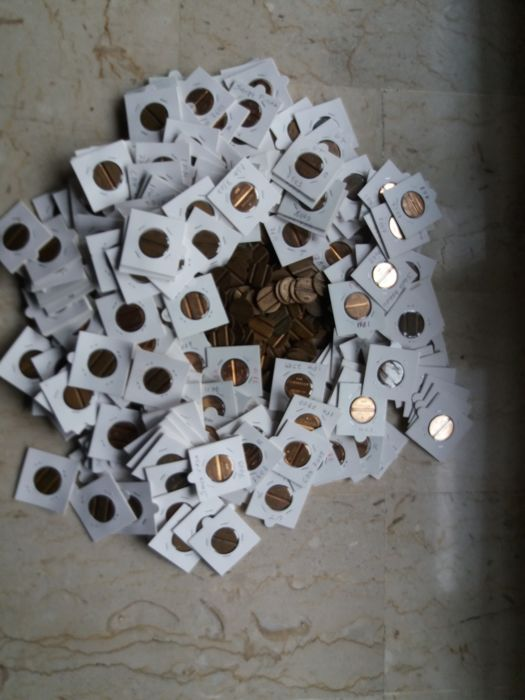Italy - SIP Italian telephone tokens, 1970s onwards (400 pieces)
