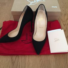 Louboutin Court Shoes, Size 36.5