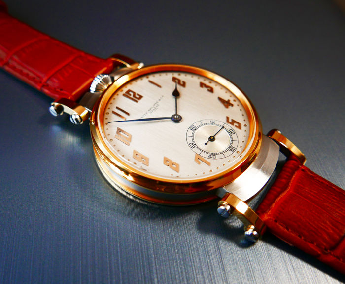 9a846ee8735 Patek Philippe - Marriage watch - Men - 1850-1900 - Catawiki