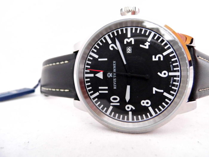 Revue Thommen - Airspeed Automatic XLarge - 16053.2537 - men's - 2011-today