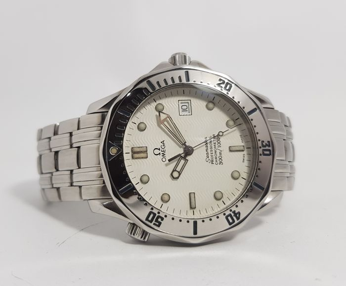 Omega - Seamaster Chronometer 41mm - 2532.10 - Heren - 2000-2010