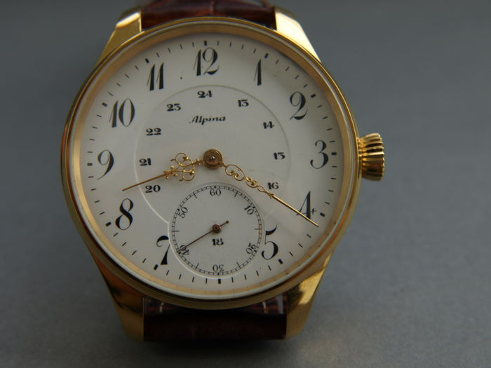 Alpina - Clairmont Dictum - Marriage watch  - Men - 1901-1949