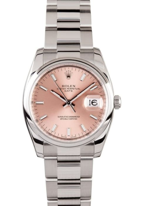 Rolex - Oyster Perpetual Date  - 115200 - 中性 - 2000-2010