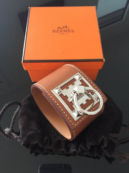 Hermes - Bracelet - Size S - With the box and pouch - Like new condition