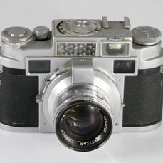 Leidolf - Lordomat C35 with interchangeable lens
