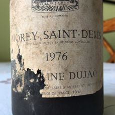 1976 Morey Saint Denis - Domaine Dujac - 1 bottle