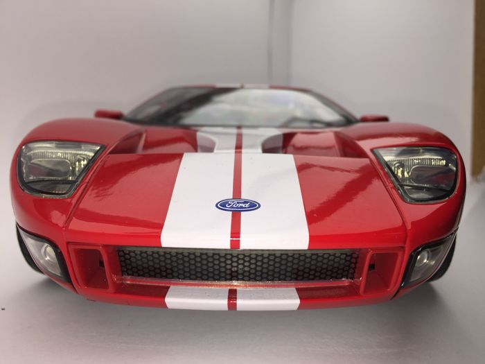 Motor Box Scale   Ford Gt Concept