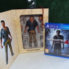 Uncharted 4 Ps4 Game Neca Action Figure Ultimate Nathan Catawiki