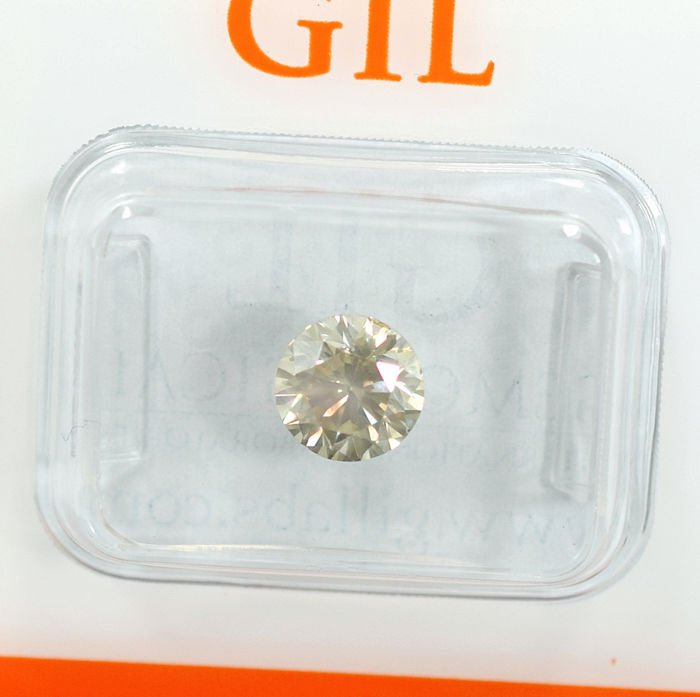 Diamond - 1.27 ct, NO RESERVE PRICE