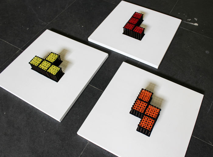 Alessandro Padovan (SCREW ART 3D) - 3 TETRIS 3D