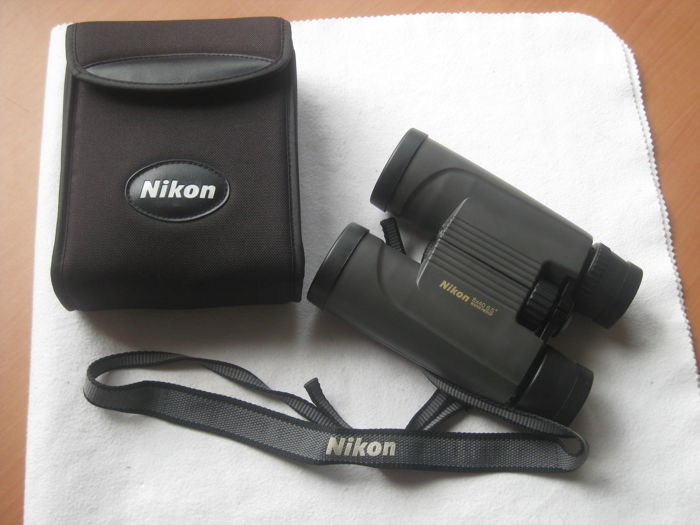 Excellent binoculars NIKON 8 x 40 6.5 *  WATERPROOF