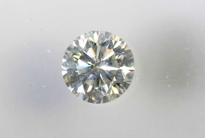 AIG Diamond - 0.19 ct - G , SI2 -  * NO RESERVE PRICE *