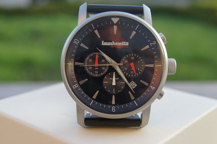 Lambretta Imola - Men's watch - 2018