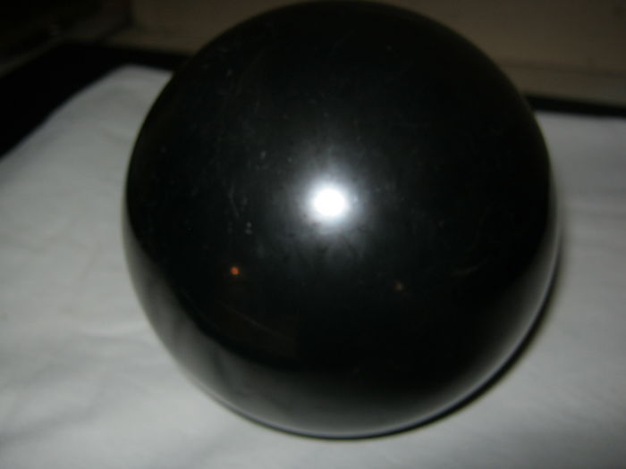 Very large Shungite sphere - 12 cm - 2040 g - Catawiki
