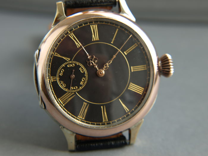 Favre Freres - marriage watch NO RESERVE PRICE - Hombre - 1901 - 1949
