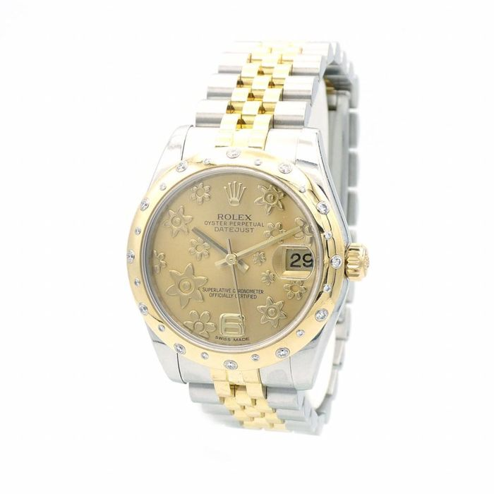 Rolex - Oyster Perpetual Datejust - 178343 - 女士 - 2011至今