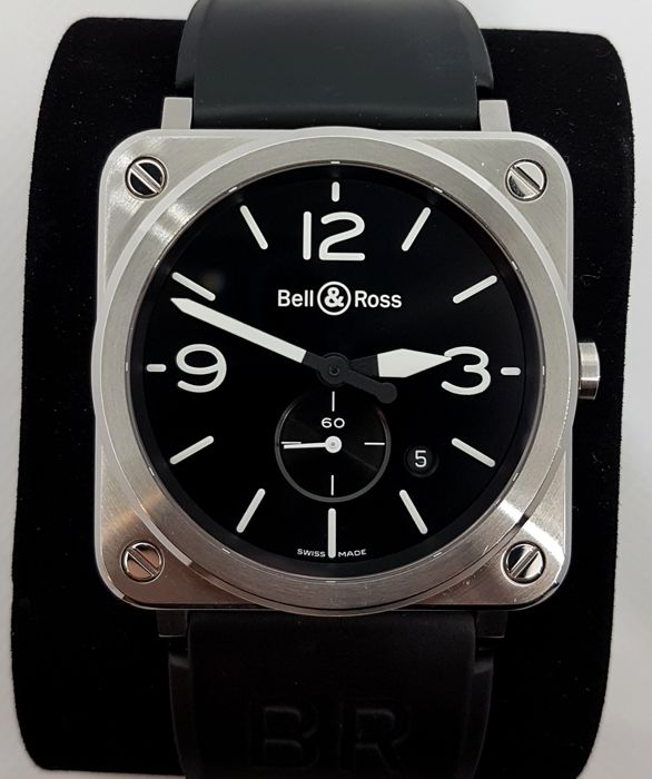 Bell & Ross - BRS 64-S  - Hombre - 2011 - actualidad