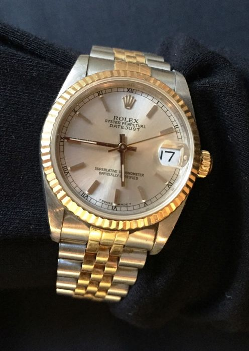 Rolex - Oyster Perpetual Datejust - Ref. 68273 - Unisex - 1980