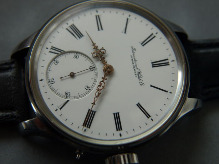 IWC - Schaffhausen marriage watch - 170196 - Hombre - 1901 - 1949