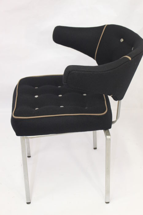 fauteuil vintage ann es 50 60 catawiki. Black Bedroom Furniture Sets. Home Design Ideas