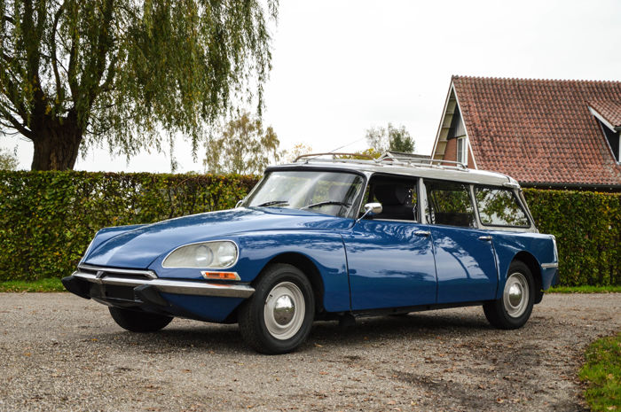 Citroën - DS ID 19 FA Break - 1966