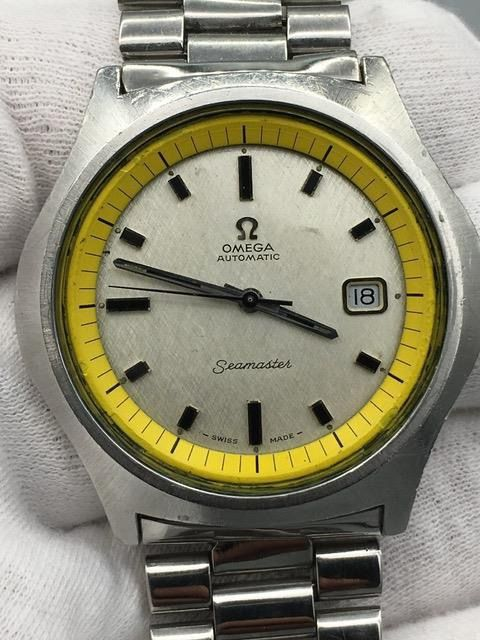 "Omega - Seamaster - ""NO RESERVE PRICE""- Men - 1970-1979"