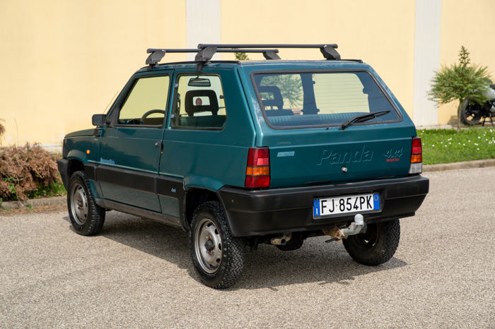 fiat panda 4x4 serie limitata country 1993 catawiki