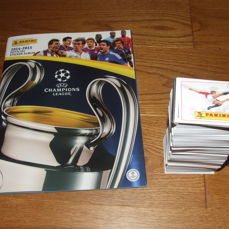 Panini - Champions League 2014/2015 - Original empty album + Complete set of 634 stickers