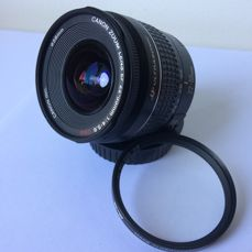 Canon zoom ef 22-55mm 1:4-5.6 USM + B+W Filter