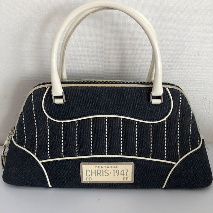 bba509d6f5 Christian Dior - Montaigne CHRIS 1947 CD - Sac à main - Catawiki