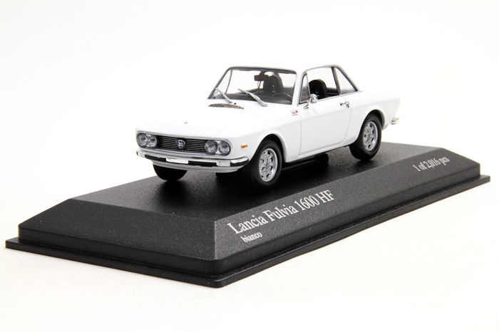 MiniChamps - 1:43 - Lancia Fulvia 1600 HF 1970 - Limited Edition or 2.016 pcs.