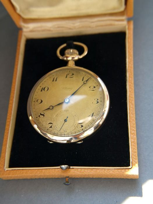 Viking - pocket watch  - 879510 - Hombre - 1901 - 1949