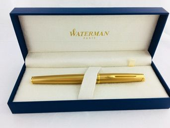 "Waterman Hemisphere ""Gold"". Rollerball"