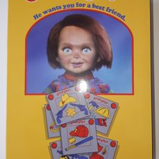 "Ultimate Chucky ""Good Guys"" NECA Child's Play 3"" Inch action figure"