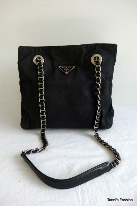 3d3459db7ea84b Prada Shoulder bag - Vintage - Catawiki