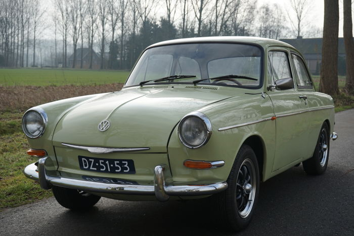Volkswagen - 1500 Notchback - Type 3 - 1964