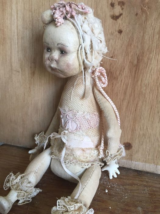 Doll Nel Groothedde 25 cm