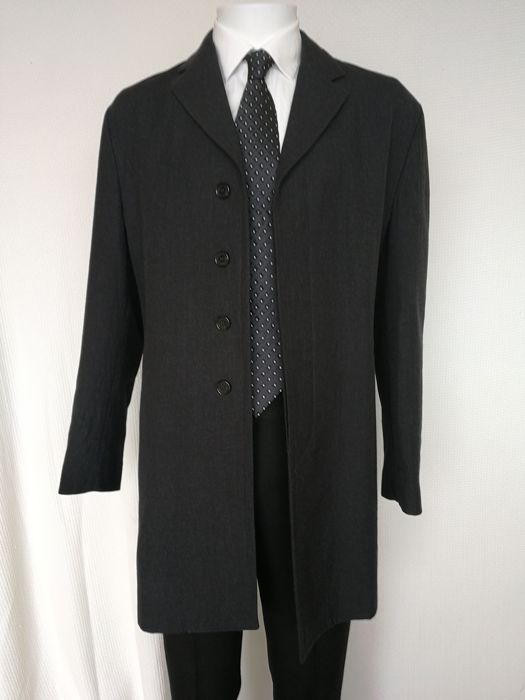 Dolce&Gabbana - Overcoat Man - Made in Italy