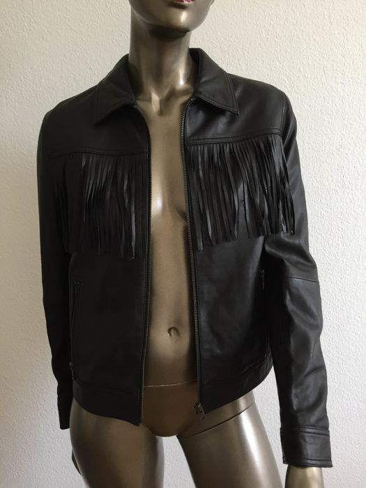 Zadig&Voltaire – Leather jacket, size: S