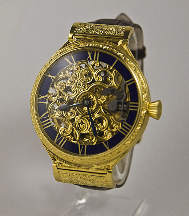 Omega Skeleton marriage watch  - Hombre - 1901 - 1949