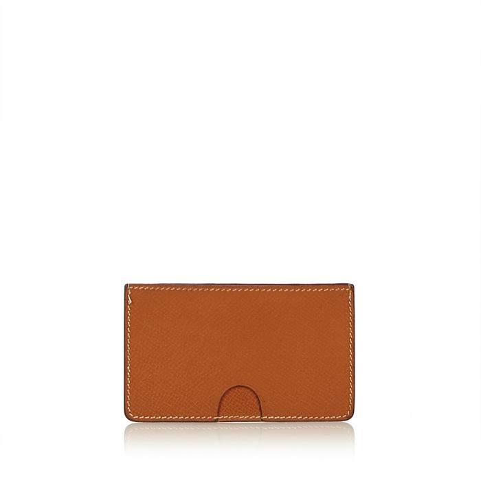 Hermes - Leather Card Holder