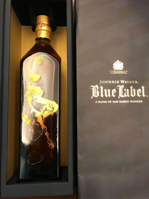 Johnnie Walker Blue Label Year of the Horse - 750 ml