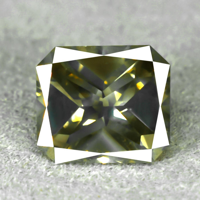 Diamond - 1.62 ct, VS1 - VG/VG/VG, NO RESERVE PRICE