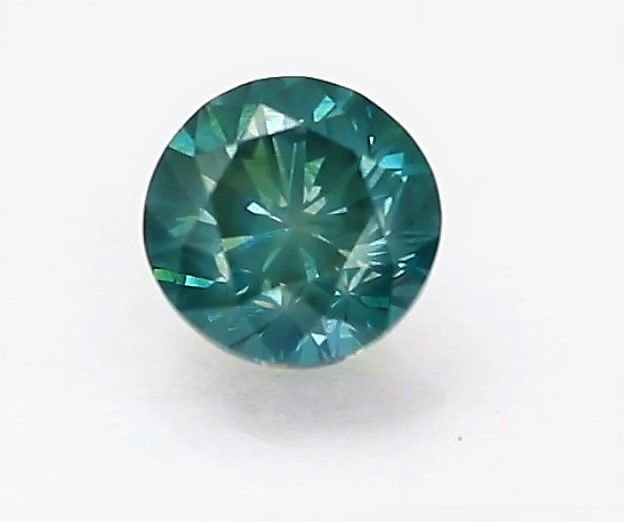 1.05 ct VS2  Fancy Vivid Green Diamond - LOW RESERVE