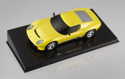 Hot Wheels - 1:43 - Lamborghini Miura Concept - Limited Edition of 10.000 pcs.