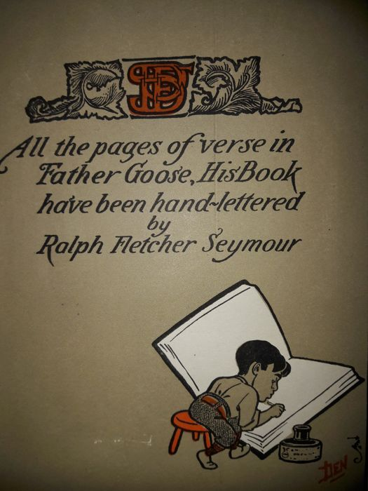 father goose his book pdf