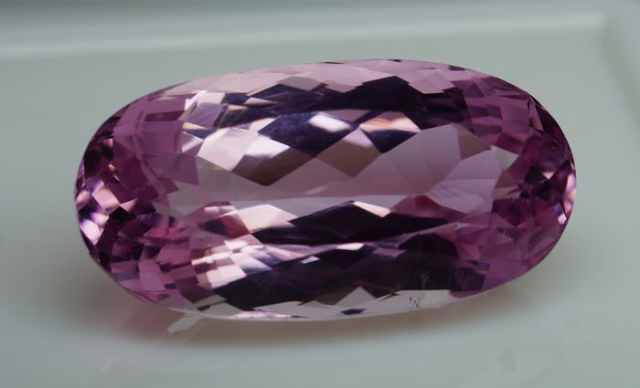 Pink Kunzite – 19.16 ct – No Reserve Price